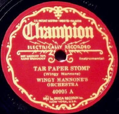 Tar Paper Stomp