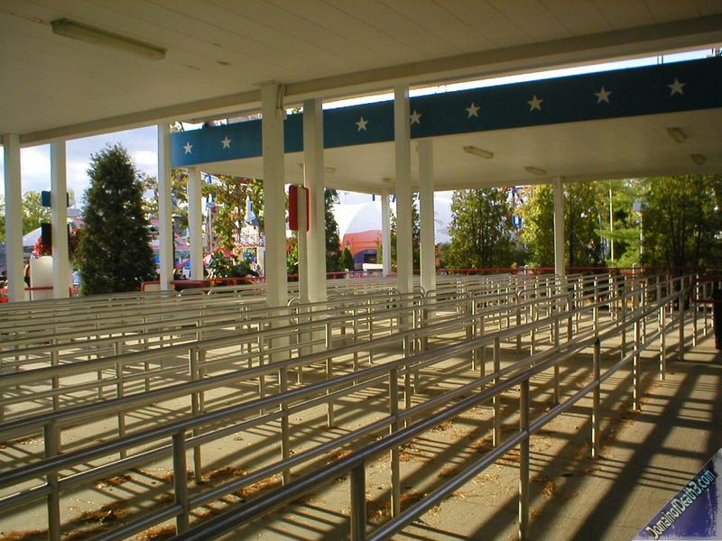 Image result for six flag queue lines over ga