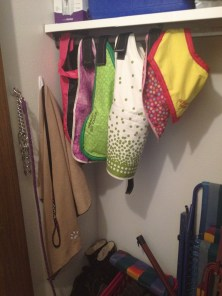 She has more clothes then some people I know...