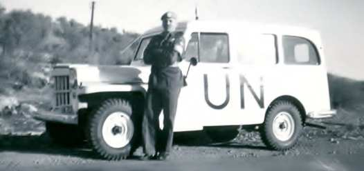 Lebanon 1958. On Duty