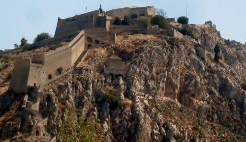 fortress of palamidi