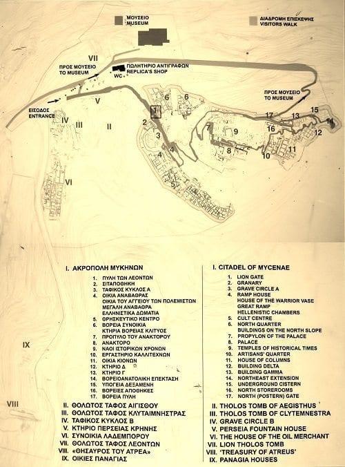 mycenae plan