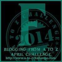 #AtoZChallenge follow me on Twitter @DebbieDoglady