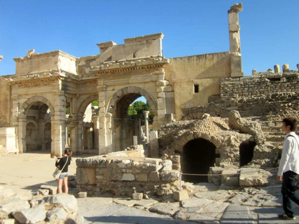 "#AtoZChallenge: ""E"" is for EPHESUS"