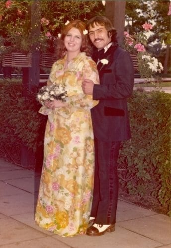 Anniversary - 41 years ago