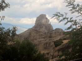 Interesting mountain formation