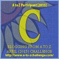 #AtoZChallenge: C is for