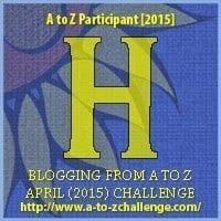 #AtoZChallenge Day 8, The Doglady's Den