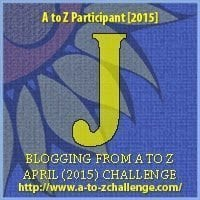 #AtoZChallenge, Day 10: J is for JUSTIFICATION, The Doglady's Den