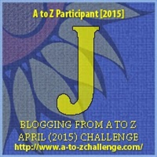 #AtoZChallenge: J is for JOVIAL, The Doglady's Den