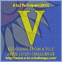 #AtoZChallenge, Day 22: V is for VERBOSE