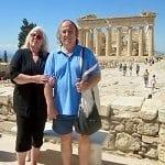 40th anniversary trip, Sept, 2013