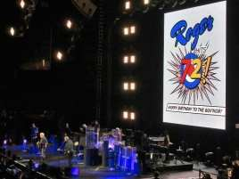 The Who, Roger's birthday