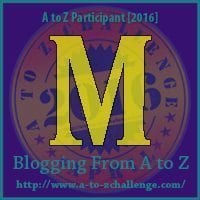 #AtoZChallenge Day 13: M is for MINIATURE POODLE