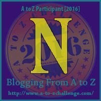#AtoZChallenge Day 14: N is for NEWFOUNDLAND
