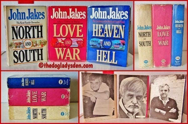 Getting Literary with Author John Jakes