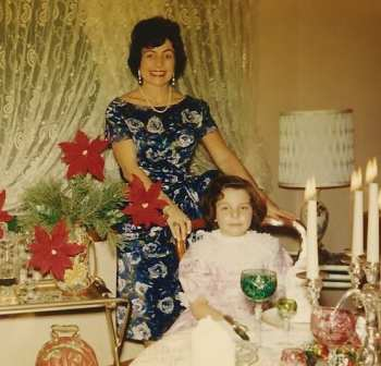 """Christmas 1963 London, Ont. """"As She Lay Dying"""""""