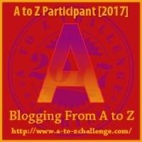 AZZURRO | #AtoZChallenge