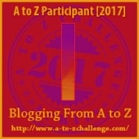 I AM, I SAID | #AtoZChallenge