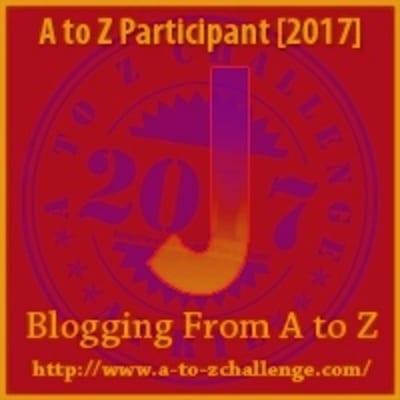 JE T'AIME | #AtoZChallenge