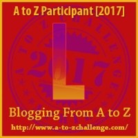 LAY DOWN (CANDLES IN THE RAIN) | #AtoZChallenge