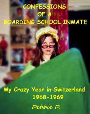 CONFESSIONS OF A BOARDING SCHOOL INMATE COVER