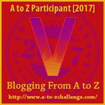 (THE) VISITATION (and VENUS) | #AtoZCHALLENGE (V) #MusicalMemories