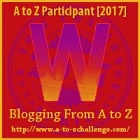 WHERE DO YOU GO TO MY LOVELY? | #aTOzcHALLENGE