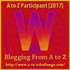 WHITE RABBIT | #AtoZChallenge