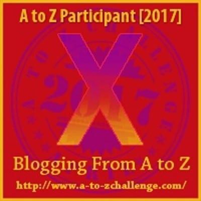 XIBABA | #AtoZChallenge