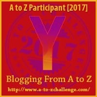 YESTERDAY ONCE MORE | #AtoZChallenge