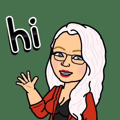 Debbie says 'Hi'
