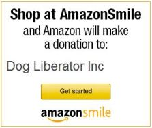 Amazon Smile donates 2% of your purchases to our Veterinary Care Fund!
