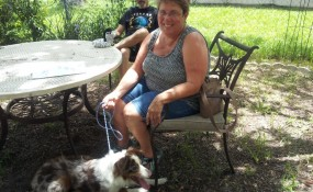 Reba McIntire is adopted