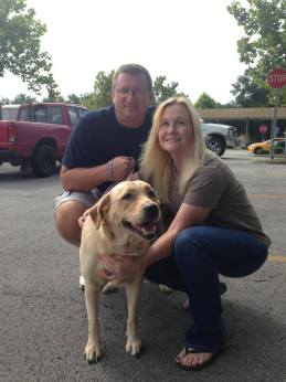 Daisy Duke is Adopted!