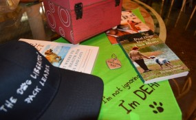 Awesome Goodies for Deaf Dogs!