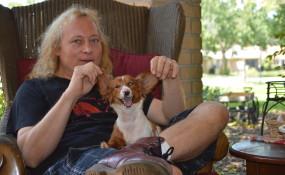 Bernie, the Puppy Daddy!