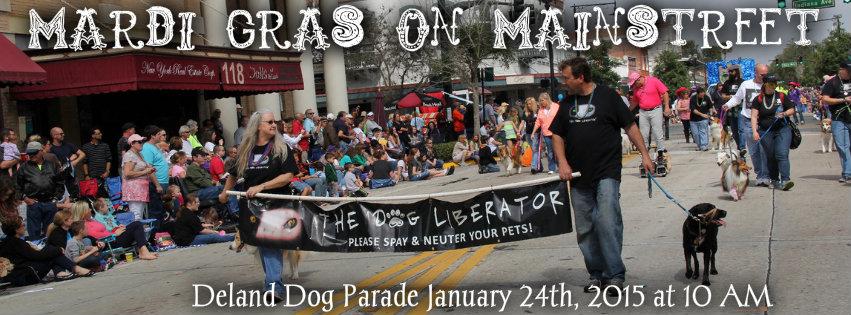 Mardi Gras On Mainstreet: British Barkers
