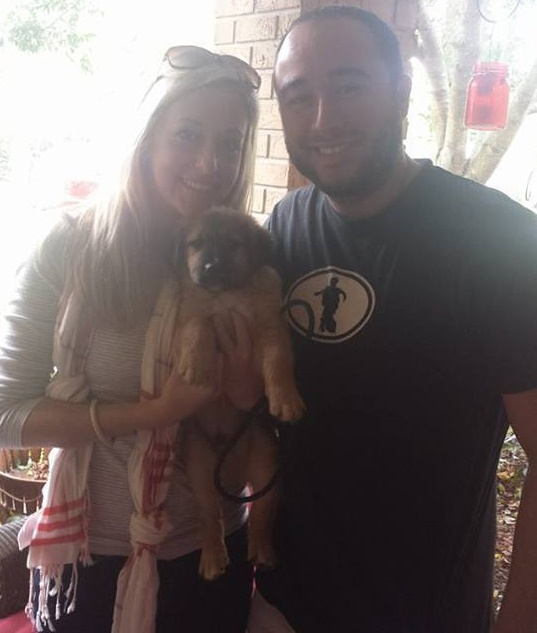 Jean-Baptiste ~ Adopted!