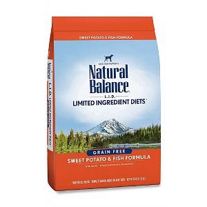 Natural Balance Best Dog Food For Allergies