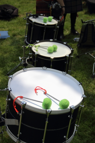SG15 Drums Waiting