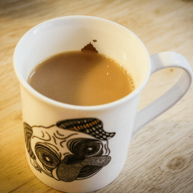 Pug Mug Cup of Tea - Alpenfraullein Dog Mugs