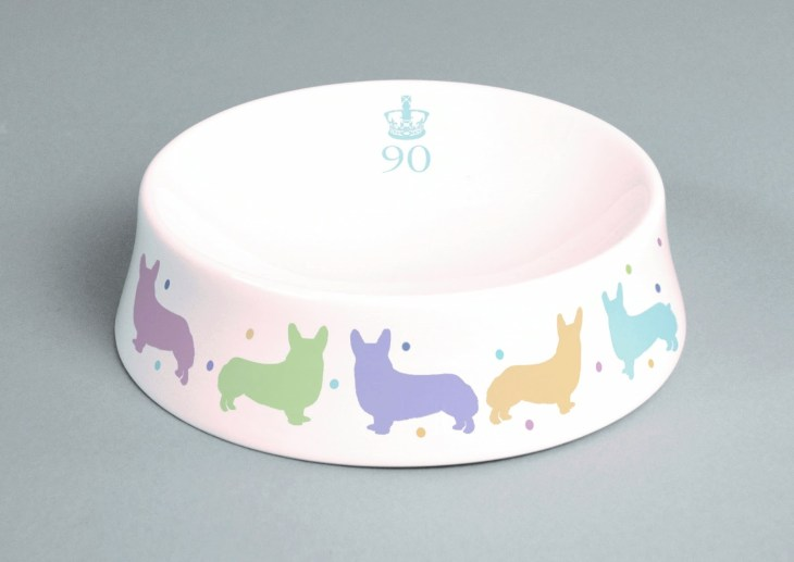Cuffleberry Limited Edition All Dogs Matter Dog Bowl - Patriotic Pooch