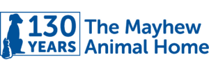 The Mayhew Animal Home - Two Blind Dogs Looking For Love