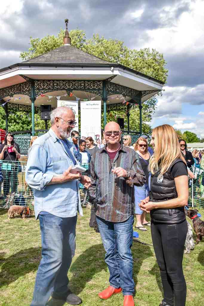 The Great Hampstead Bark Off 2017 Judges_0221