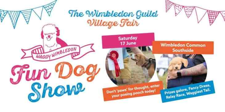 Waggy Wimbledon Fun Dog Show