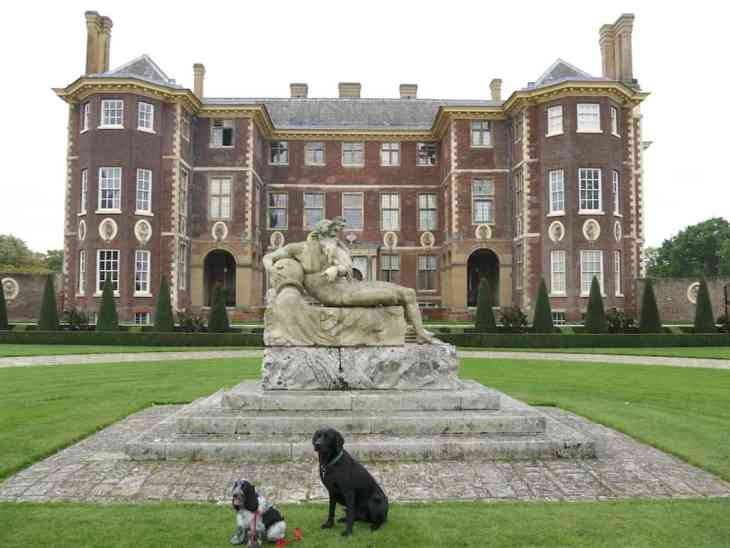 December 2017 Events Agenda For London Dogs - Winter Walkies at Ham House