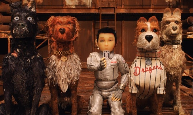 Dog-Friendly Cinema Isle of Dogs At Picturehouse Central