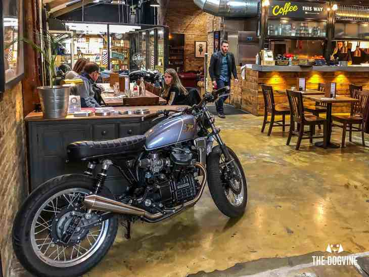 Dog-Friendly Shoreditch Mutts and Motorcycles At The Bike Shed 29