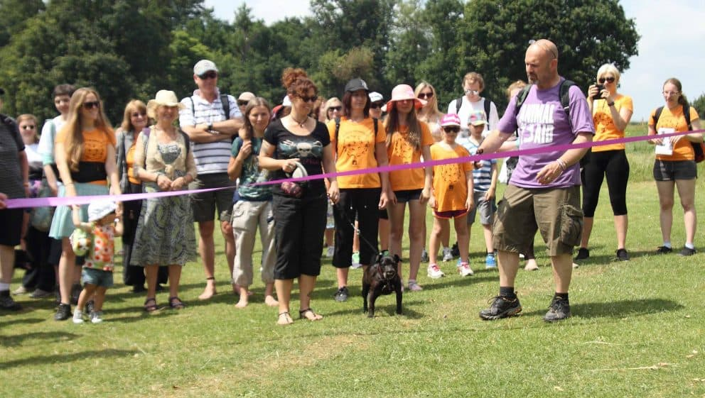London Dog Events - Animal Aid's Walk For The Animals 2018